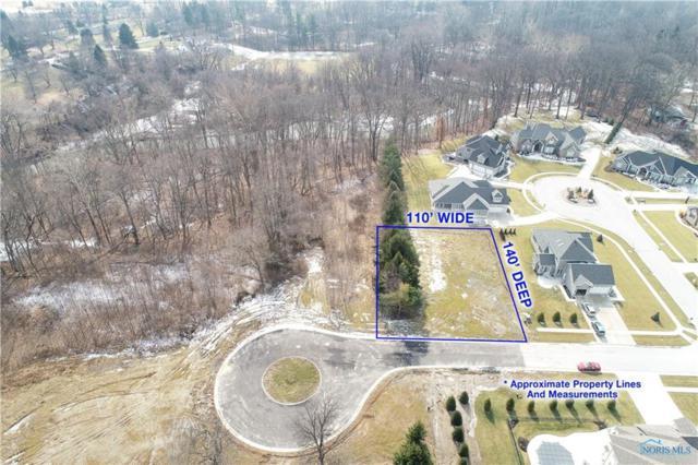 7513 Creek Ridge, Maumee, OH 43537 (MLS #6036123) :: Key Realty