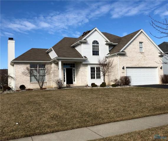 7658 Sioux Ridge, Maumee, OH 43537 (MLS #6036253) :: RE/MAX Masters