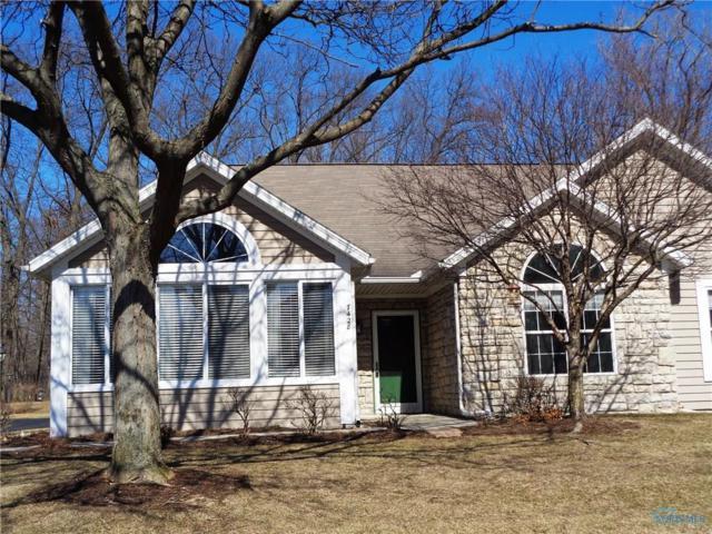 7428 Timbers Edge Blvd 4-7428, Toledo, OH 43617 (MLS #6036541) :: Key Realty