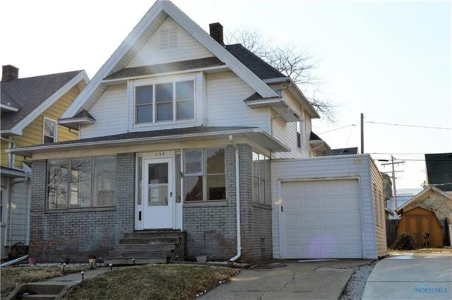 1164 Radcliffe, Toledo, OH 43609 (MLS #6036631) :: RE/MAX Masters