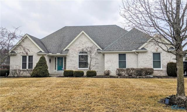 3234 Stone Quarry, Maumee, OH 43537 (MLS #6036807) :: RE/MAX Masters
