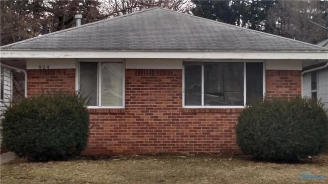 925 Coventry, Toledo, OH 43607 (MLS #6037057) :: RE/MAX Masters