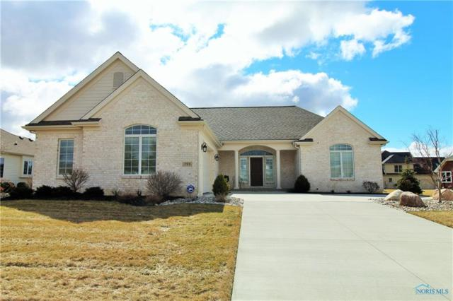 799 Ridge Lake, Perrysburg, OH 43551 (MLS #6037209) :: RE/MAX Masters