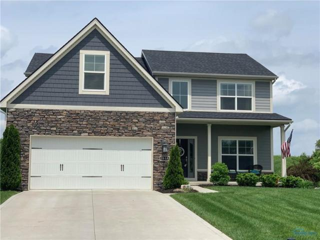7648 Indian Town, Maumee, OH 43537 (MLS #6037278) :: Key Realty