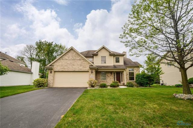 7649 Stone Hill, Maumee, OH 43537 (MLS #6037480) :: Key Realty