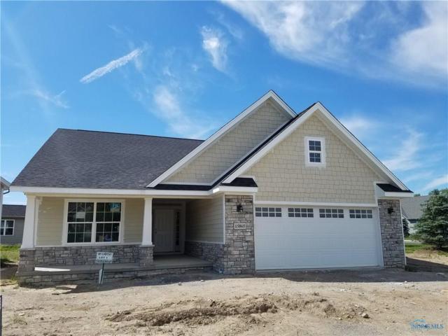 15864 Corner Brook Lot 1, Perrysburg, OH 43551 (MLS #6037575) :: Key Realty