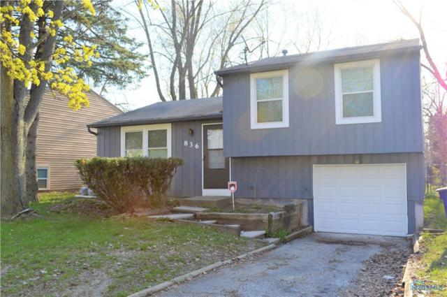 836 Burke Glen, Toledo, OH 43607 (MLS #6038678) :: Key Realty