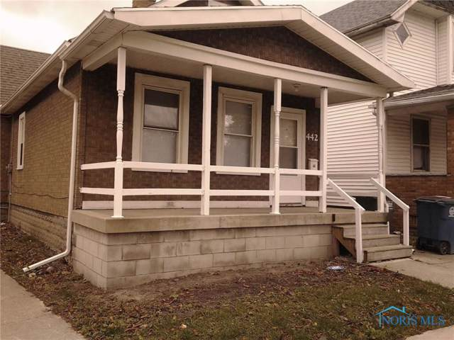 442 E Central, Toledo, OH 43608 (MLS #6038790) :: The Kinder Team
