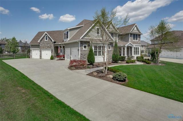 3832 Timber Valley Drive, Maumee, OH 43537 (MLS #6039335) :: Key Realty
