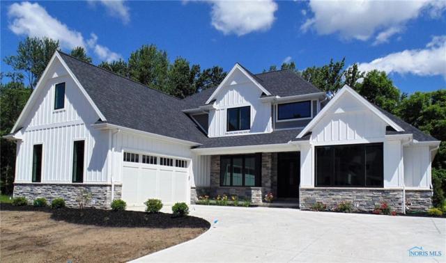 7512 Larberg Lane, Sylvania, OH 43560 (MLS #6039545) :: RE/MAX Masters