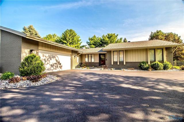 7041 Willowyck, Maumee, OH 43537 (MLS #6039555) :: Key Realty