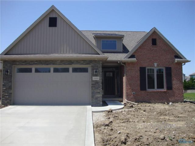 5444 Country Ridge, Sylvania, OH 43560 (MLS #6040881) :: RE/MAX Masters