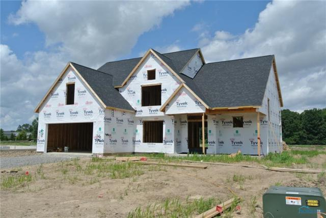 136 Taylors Mill Circle, Perrysburg, OH 43551 (MLS #6041029) :: RE/MAX Masters