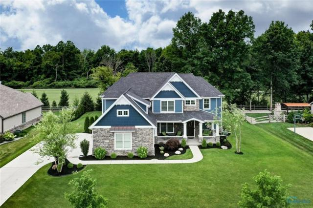 3952 Timber Valley, Maumee, OH 43537 (MLS #6041918) :: Key Realty