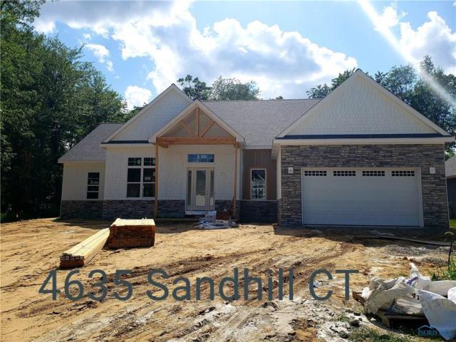 4635 Sandhill, Sylvania, OH 43560 (MLS #6042159) :: Key Realty