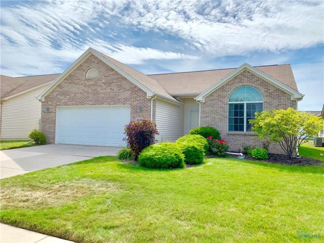 26393 Emerald Lakes, Perrysburg, OH 43551 (MLS #6043026) :: Key Realty