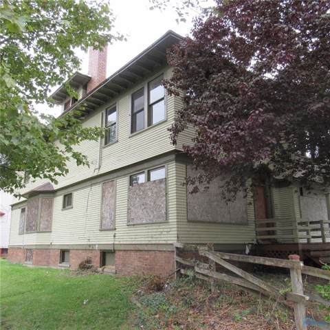 2703 Fulton, Toledo, OH 43610 (MLS #6045159) :: Key Realty