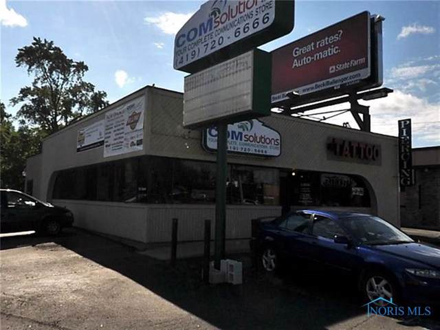 1245 S Reynolds, Toledo, OH 43615 (MLS #6045542) :: Key Realty