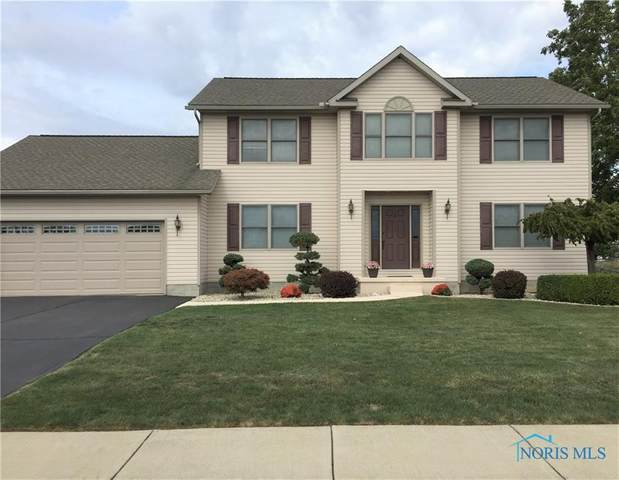 10908 Bay Trace, Perrysburg, OH 43551 (MLS #6046062) :: RE/MAX Masters