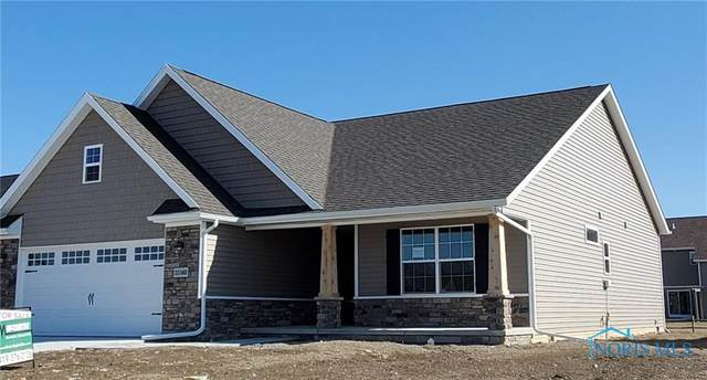 25380 E Sunset Maple Lot 111, Perrysburg, OH 43551 (MLS #6049066) :: The Kinder Team