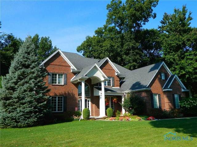 4050 Coneflower, Maumee, OH 43537 (MLS #6051029) :: Key Realty