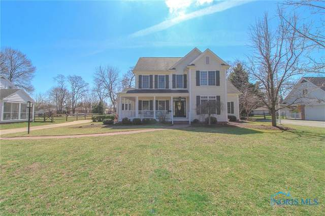 140 Eagle Point, Rossford, OH 43460 (MLS #6051775) :: Key Realty