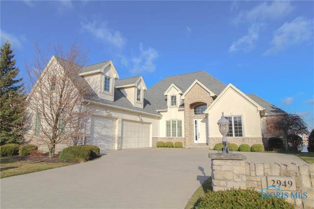 2949 Deep Water, Maumee, OH 43537 (MLS #6051784) :: RE/MAX Masters