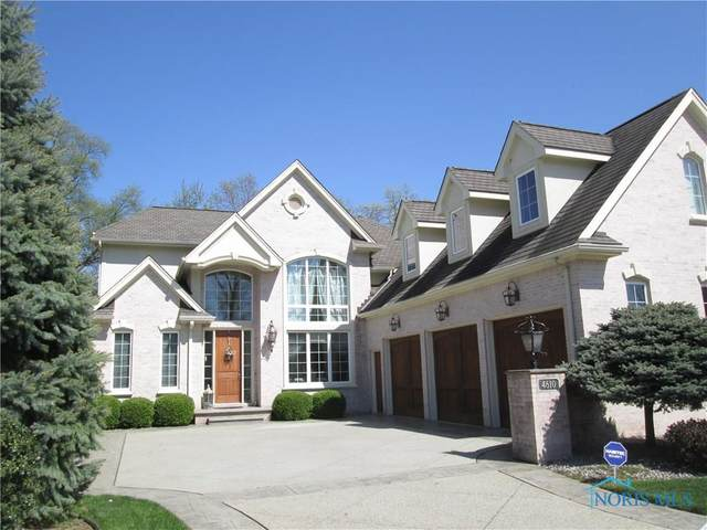 4610 Tradition Way, Sylvania, OH 43560 (MLS #6053365) :: Key Realty