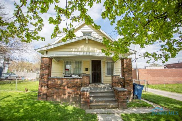 213 Dale, Toledo, OH 43609 (MLS #6053464) :: RE/MAX Masters
