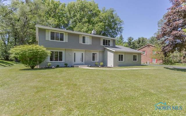 1460 Creekwood, Toledo, OH 43614 (MLS #6054688) :: Key Realty