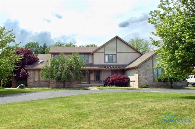 9880 Sheffield, Perrysburg, OH 43551 (MLS #6055011) :: Key Realty