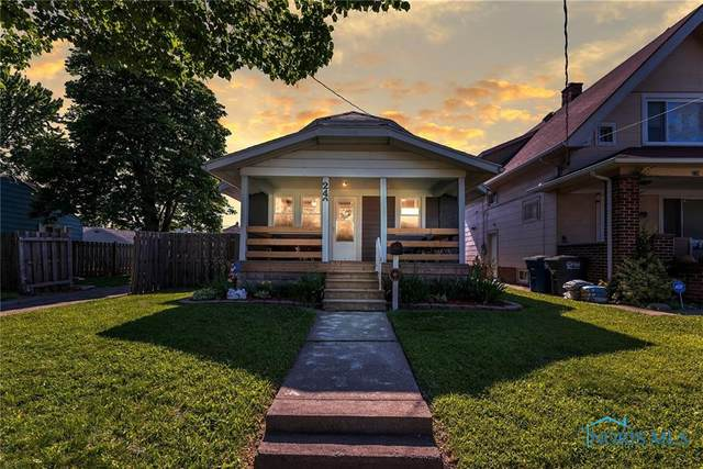 240 Spring Grove, Toledo, OH 43605 (MLS #6055184) :: RE/MAX Masters
