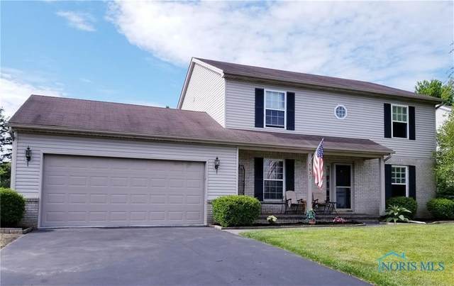 7631 Hidden Springs, Holland, OH 43528 (MLS #6055214) :: RE/MAX Masters