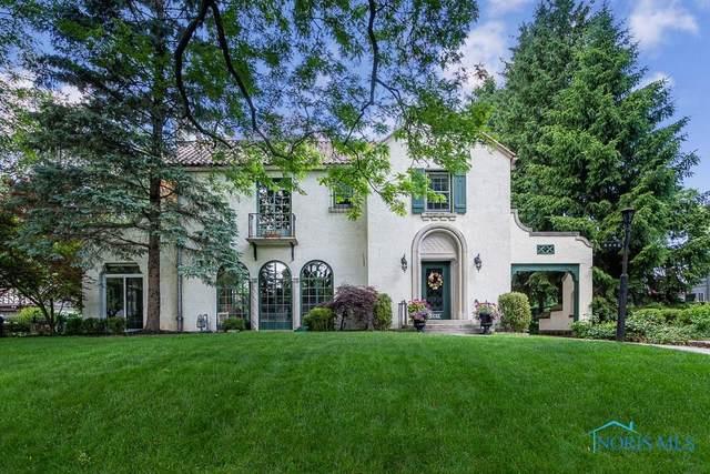 3446 Chestnut Hill, Ottawa Hills, OH 43606 (MLS #6055342) :: RE/MAX Masters