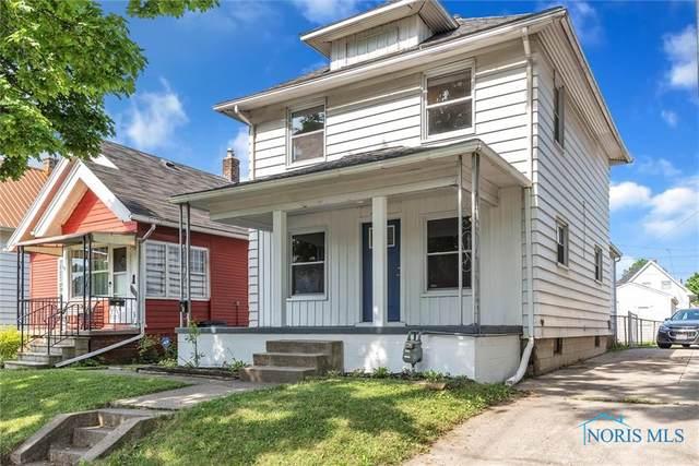 238 Valleywood, Toledo, OH 43605 (MLS #6056616) :: Key Realty