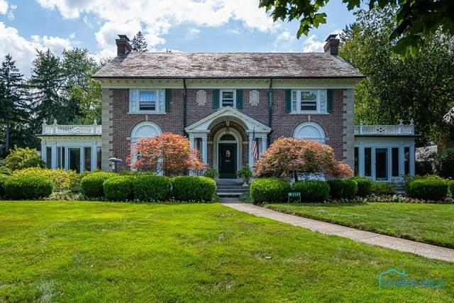 2135 Hawthorne, Ottawa Hills, OH 43606 (MLS #6057889) :: CCR, Realtors