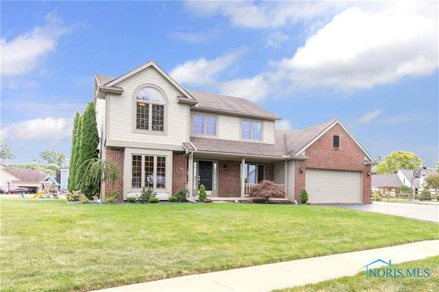 3047 Stonegate, Maumee, OH 43537 (MLS #6058293) :: Key Realty