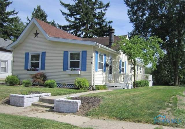 616 W Broadway, Maumee, OH 43537 (MLS #6058331) :: RE/MAX Masters