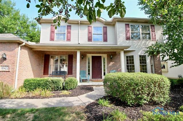 10422 Belmont Meadows, Perrysburg, OH 43551 (MLS #6058934) :: Key Realty