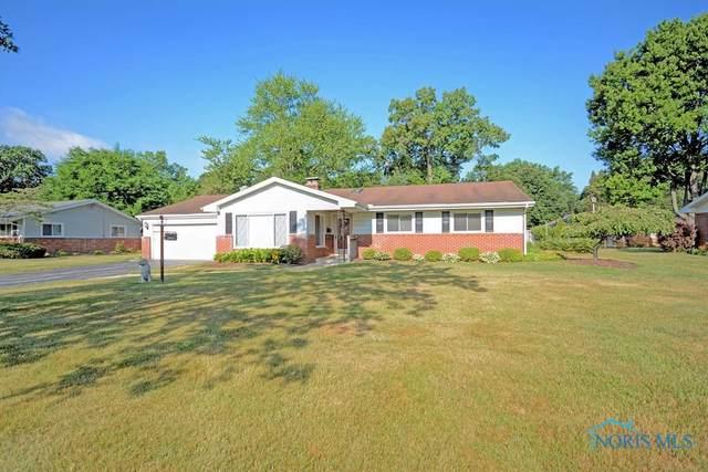 3703 Shamrock, Toledo, OH 43615 (MLS #6059437) :: Key Realty