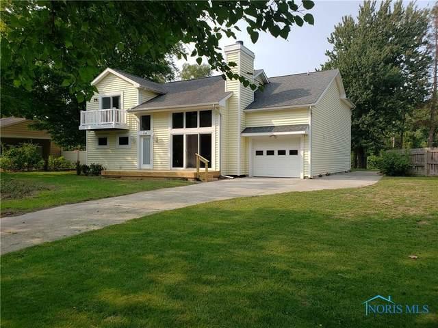6034 Whiteacre, Toledo, OH 43615 (MLS #6059575) :: Key Realty