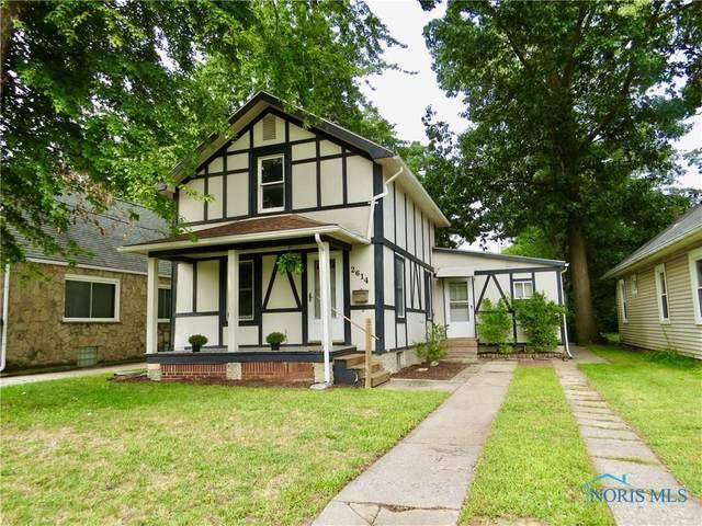 2614 Oak Grove, Toledo, OH 43613 (MLS #6059588) :: RE/MAX Masters