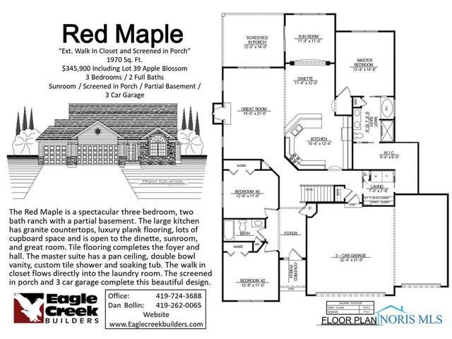 7841 Honey Crisp Ct, Holland, OH 43528 (MLS #6059589) :: RE/MAX Masters