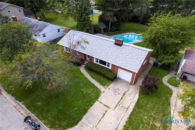 1017 Scribner, Maumee, OH 43537 (MLS #6059674) :: Key Realty