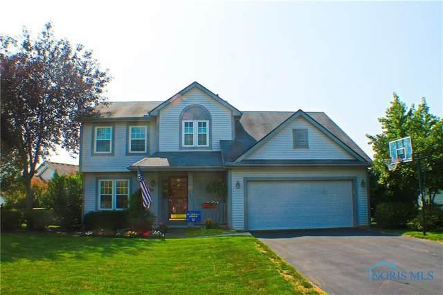 572 Streamview, Perrysburg, OH 43551 (MLS #6059714) :: Key Realty