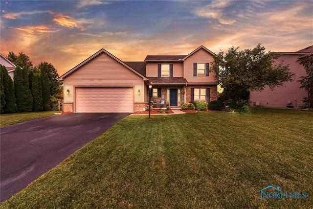 2345 Woods Edge Rd., Perrysburg, OH 43551 (MLS #6059726) :: Key Realty