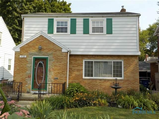 3940 Woodmont, Toledo, OH 43613 (MLS #6059805) :: CCR, Realtors