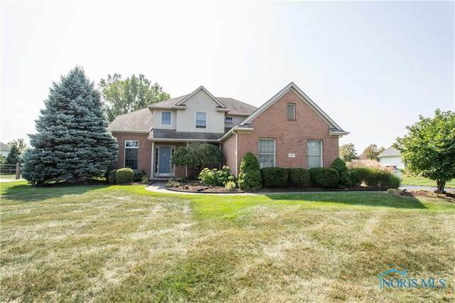 7647 Sioux Ridge, Maumee, OH 43537 (MLS #6060231) :: CCR, Realtors
