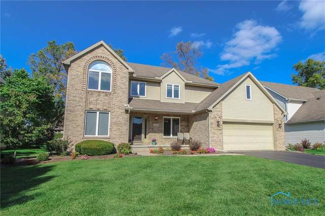 8972 Linden Lake, Sylvania, OH 43560 (MLS #6060775) :: Key Realty