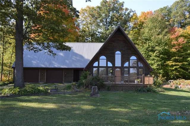 17964 Township Hwy 103, Upper Sandusky, OH 43351 (MLS #6061049) :: Key Realty
